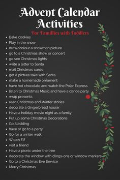 Advent calendar activities for families with toddlers toddler advent activities how to teach Advent to your kids crafts and activities for children in advent season preparing for the holidays Christmas winter fun Christmas Planning, Christmas Time, Christmas Cards, Christmas Decorations, Christmas Tables, Nordic Christmas, Christmas Checklist, Modern Christmas, Christmas Calendar