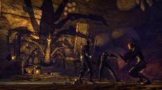 The Elder Scrolls Online Spider Daedra