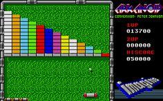 Arkanoid - Atari ST