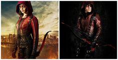 Arsenal Arrow, Colten Haynes, Arrow Roy Harper, Roy And Thea, Arrow Tv Shows, Queen Meme, Thea Queen, Red Arrow, Flash Arrow