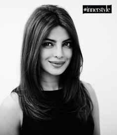 """Priyanka Chopra: """"I Never Thought of Myself as Beautiful"""" from InStyle.com"""