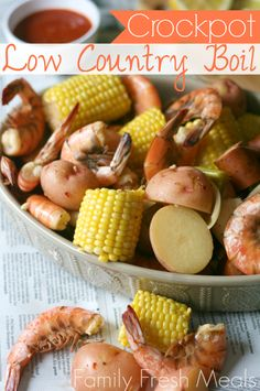 Crock-Pot Low Country Boil | 21 Reasons To Use Your Crock-Pot This Summer