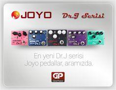 Joyo'nun yeni serisi Dr. J, huzurlarınızda. http://www.gitarpazar.com/joyo#p=1&sm=0&so=4