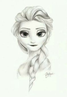 Queen Elsa of Arendelle FanArt (1)
