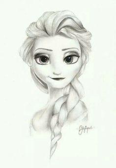 Queen Elsa of Arendelle FanArt (1)