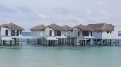 You should be the first to stay in the El Dorado Maroma Palafitos - the only over-the-water bungalows in Mexico!