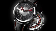 Christophe Claret's Latest Watch Lets You Kill Time By Playing Poker