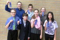 Congratulations 7th Grade Speech Team!   Saint John the Evangelist Catholic School