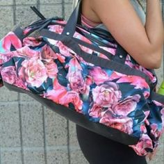 ISO this Lululemon bag!  I am IN SEARCH OF. ISO this Lululemon bag! lululemon athletica Bags Travel Bags