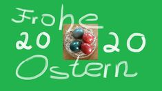 Frohe Ostern 2020 – I did it my way …