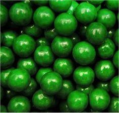 $49.99 Dark Green Sixlets 10LB Bulk