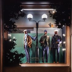 "HACKETT, London, UK, ""Encapsulating the contrast between City and Countryside"", creative by Harlequin Design, pinned by Ton van der Veer"