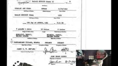WOW! Barack Obama Original Birth Certificate Found! It PROVES He Was Bor...