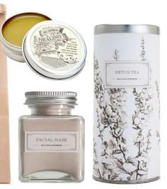 Plant-based beauty products from Brooklyn's Mullein & Sparrow