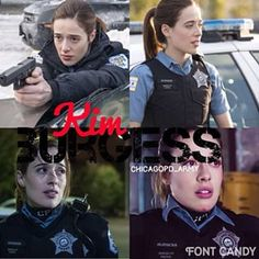 Officer Kim Burgess
