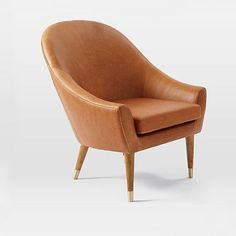 Beckett Leather Club Chair