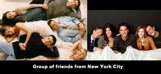 """""""How I Met Your Mother"""" Ve """"Friends"""" Dizilerindeki İnanılmaz Benzerlikler - http://www.aylakkarga.com/met-mother-ve-friends-dizilerindeki-inanilmaz-benzerlikler/"""