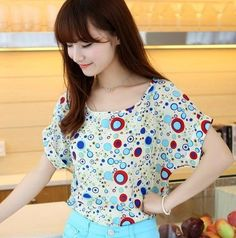 Floral Printed Chiffon Shirts - 22 Prints to pick from