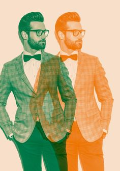 Double color exposure image of a smartly dressed, dapper man. Photoshop For Photographers, Photoshop Tips, Photoshop Photography, Photoshop Tutorial, Creative Photography, Advanced Photoshop, Digital Photography, Double Exposure Tutorial, Double Exposure Photography