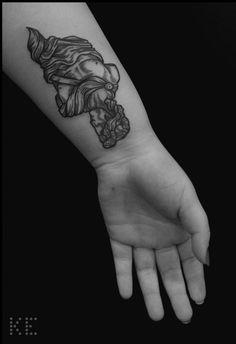 Аполлон для Аполлинарии. | Татуировки, эскизы и тату-мастера России, Украины, Беларуси и из всего бывшего СССР