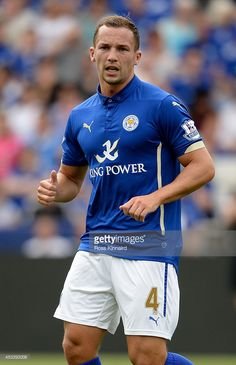Danny Drinkwater is an English professional footballer who plays as a midfielder for Premier League club Leicester City and England. He has previously spent time on loan at Huddersfield Town, Cardiff City, Watford, Barnsley, and played for Manchester United, and has played internationally for England at under-18, under-19 levels, and as a full international.
