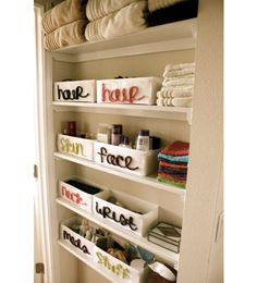 Weekend DIY Ideas | House & Home  Bathroom + Letters