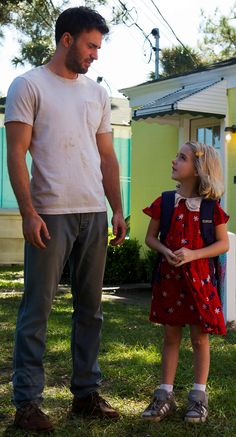 Chris Evans and McKenna Grace, Gifted April 2017 (x)