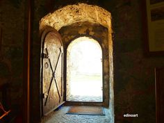 Castle Tower Door Travnik Bosnia and Herzegovina Fuji SX1
