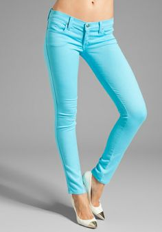 FRANKIE B. JEANS My BFF Jegging in Pond at Revolve Clothing - Free Shipping!