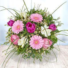 Frühlingsbote - wie könnte man es schöner beschreiben! #Valentins #Blumen #Geschenke #Deko