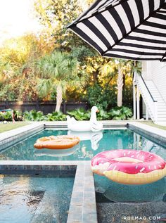 Backyard dreams.