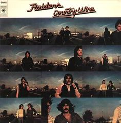"""""""Country Wine"""" (1972, Columbia) by The Raiders (Paul Revere And The Raiders)."""