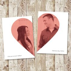 For you and your other half. #InkCards #Valentine