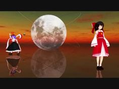 【東方MMD】夏だ!東方オールスター107体「僕と私とニコニコ動画」