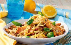 Dietetyczne przepisy z makaronem