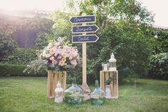 La boda de Alicia y Raúl, aires campestres de mayo