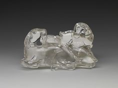 Three goats | China | Qing dynasty (1644–1911) | The Met