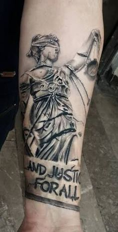 Resultado de imagem para tattoo and justice for all