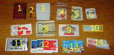 What's in Your Wallet? Here's 14 Items in Mine and What Probably Should be in Yours