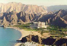 Al Bustan palace hotel, Oman. Want to go back!