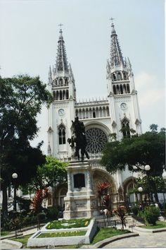 Guayaquil, Ecuador 1994