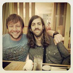 Ben and Wayne