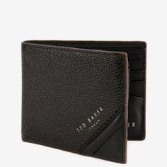 HUMME二つ折財布&カードケース ブラック テッドベーカー  TED BAKER オンライン通販【テッドベーカースタイル】