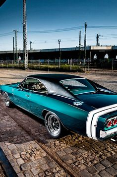 1968 Dodge Charger R/T | Source | Hot Cars