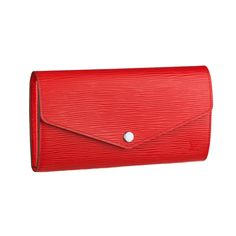 For My Mom - My mom isn't showy at all and never shops for herself. I want to treat her to a gorgeous, sleek wallet in red. It's a timeless shade that will lend a pop of color to her wardrobe—plus, it doubles as a clutch for evening when she wants to only carry the essentials.