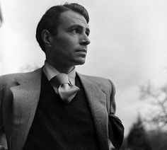 Knits For The Chill 152. James Mason, 1946.