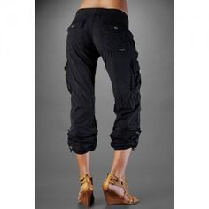 Image result for women's athletic cargo pants