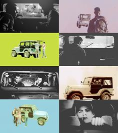 Stiles and his Jeep, which he named Roscoe btw :)) Teen Wolf Dylan, Teen Wolf Stiles, Dylan O'brien, Stiles Jeep, Wolf Meme, Only Teen, Teen Wolf Seasons, Three Friends, Best Series