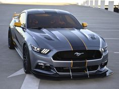 Ford F-35 Lightning II Edition Mustang GT Revealed in Full