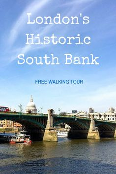 Did you know this is one of the most Medieval parts of London with old pubs, Roman ruins and, of course, Shakespeare's Globe Theatre. Here's my personal tips on exploring London's South Bank (an area I used to work) with a free walking tour map, food and accommodation options.